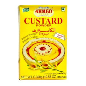 ahmed foods custard powder