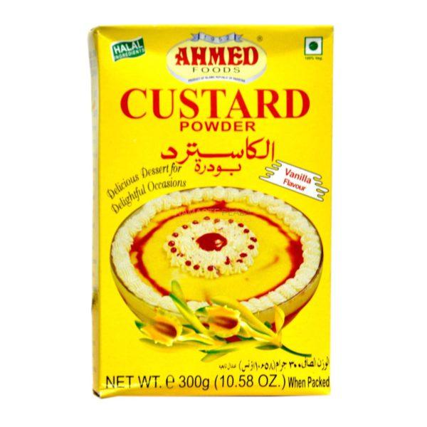 ahmed foods custard powder