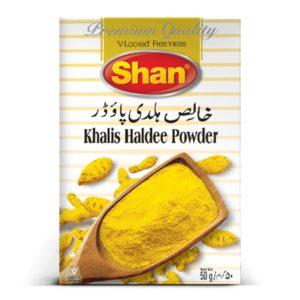 Shan Khalis Haldee Powder