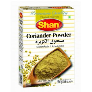 coriander powder by shan