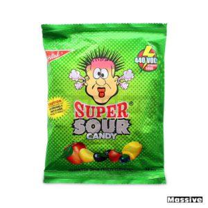 hilal super sour candy