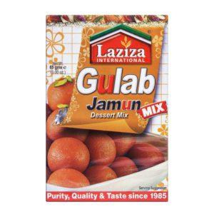 laziza gulab jamun dessert mix