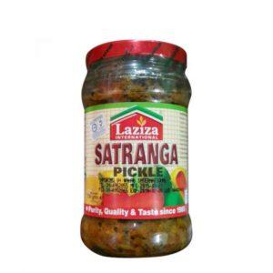 laziza satranga pickle
