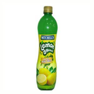 Mitchell's lemon squash