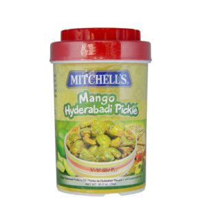 mango hyderabadi pickle