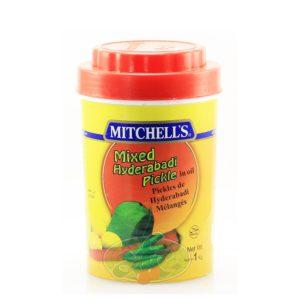 mitchell`s mixed hyderdabadi pickle