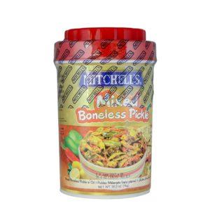 mitchell`s mixed boneless pickle