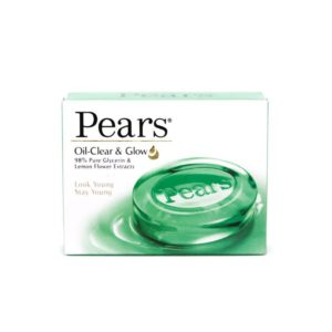 Pears Oil-Clear & Glow 75g