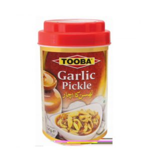 tooba garlic pickle