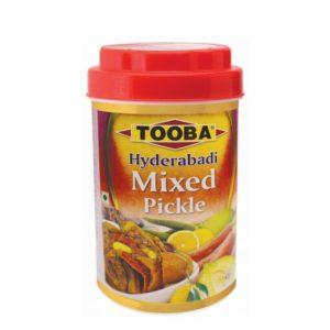 tooba hyderabadi mixed pickle