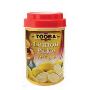 tooba lemon pickle
