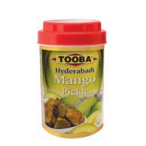 tooba hyderabadi mango pickle