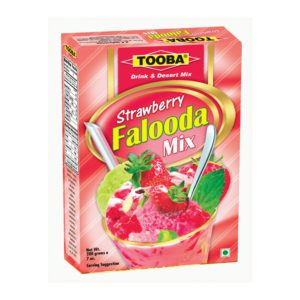tooba strawberry falooda mix