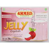 ahmed lychee jelly Crystals