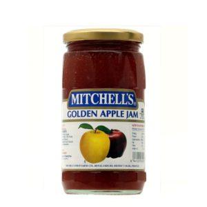 golden apple jam