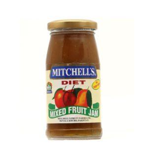 Mitchell's mixed friut jam diet