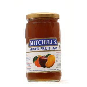 Mitchell's mixed friut jam