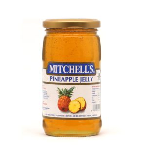 Mitchell's pineapple jelly