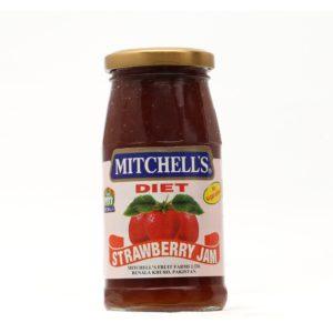 Mitchell's Strawberry Jam Diet
