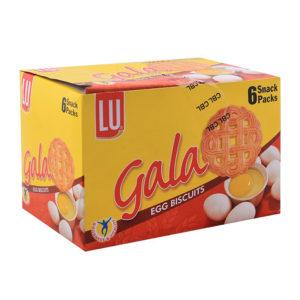 Gala By LU 6 snack packs