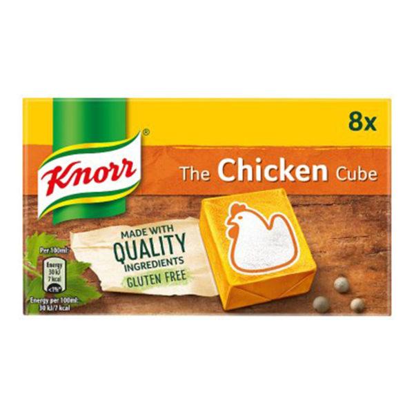 Knorr Chicken Cubes 8pk