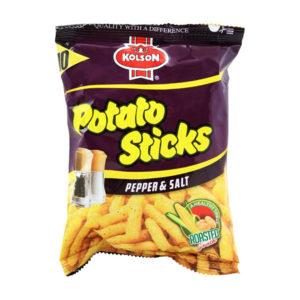 Kolson Potato sticks - salt & pepper