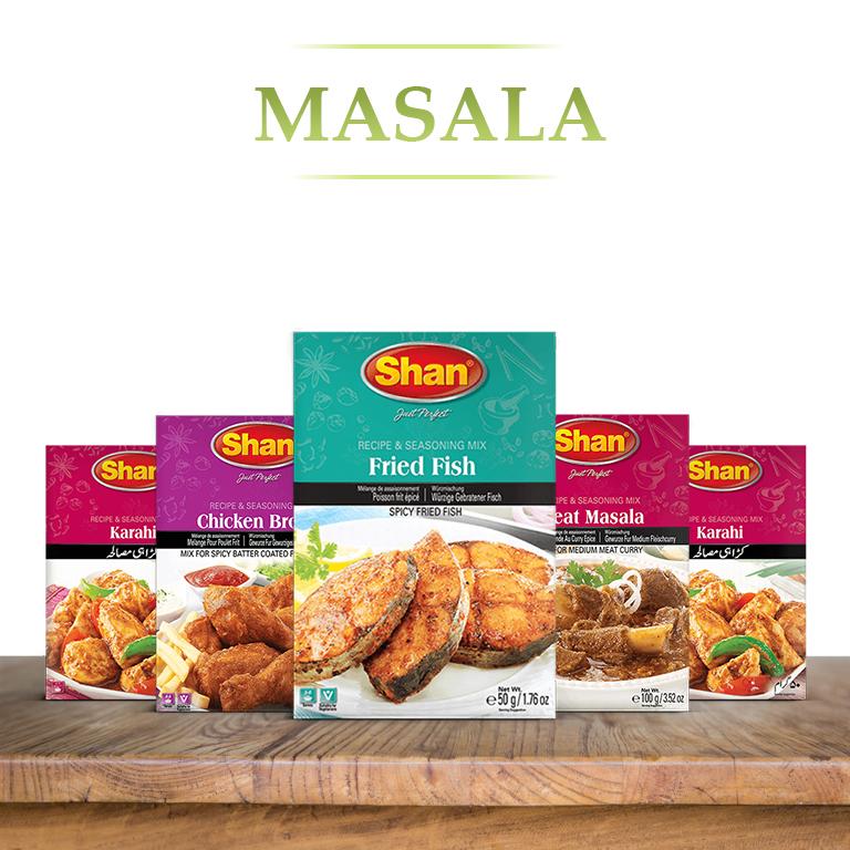 Masala & Recipe Mix