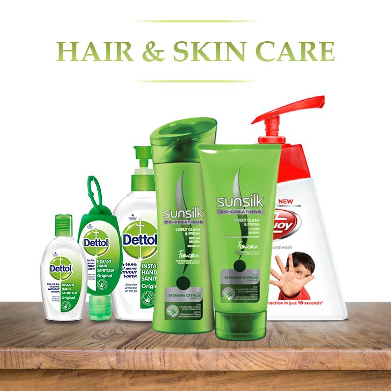 Hair/Skin Care