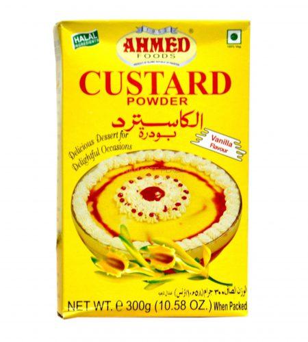 ahmed custard powder